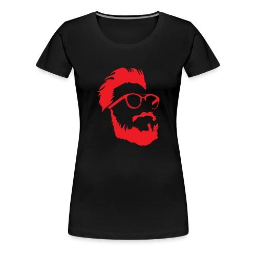 la t-shirt di Manuel Agostini - Maglietta Premium da donna