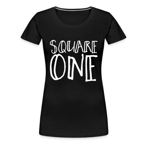 Square One - Women's Premium T-Shirt