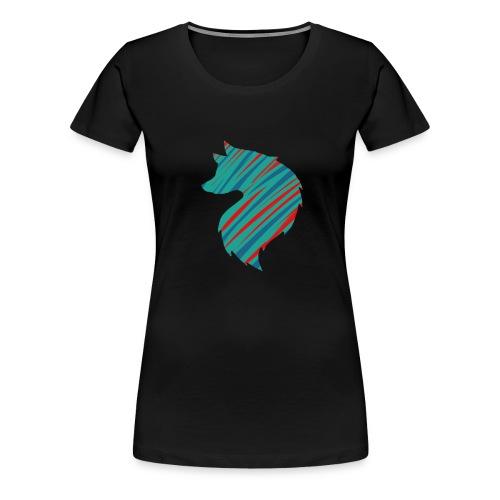 Nesreen24 - Dame premium T-shirt