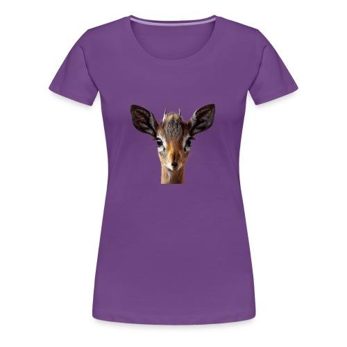 Antilope, Dik - Frauen Premium T-Shirt