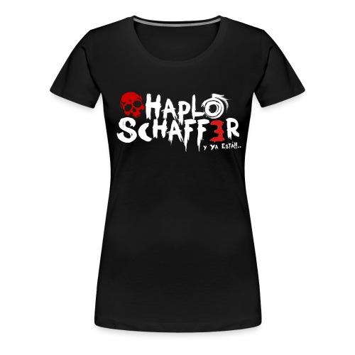 Haplo Schaffer - Camiseta premium mujer