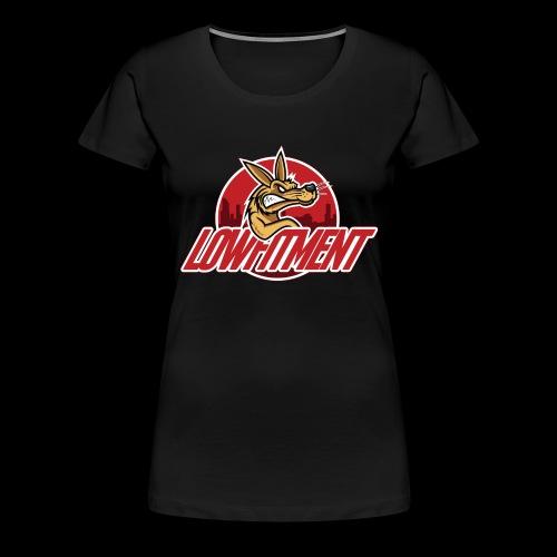 LF MASCOTTECOLOURLFroffaS - Vrouwen Premium T-shirt