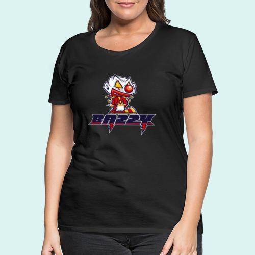 Bazzy FC - Vrouwen Premium T-shirt