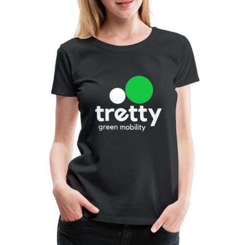 Tretty Logo - Frauen Premium T-Shirt