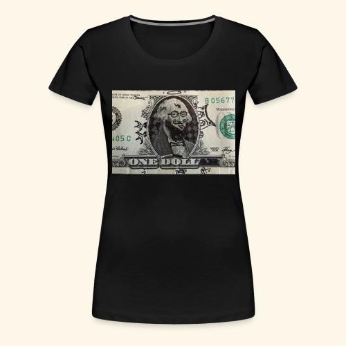 Washington - Frauen Premium T-Shirt