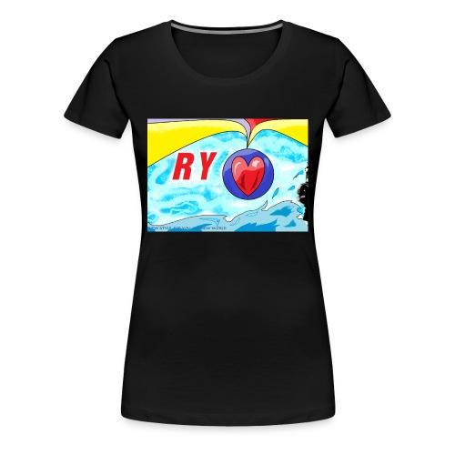 Ry diseños - Camiseta premium mujer