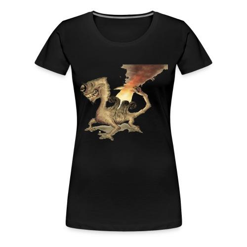 Der Sture Frank - Frauen Premium T-Shirt