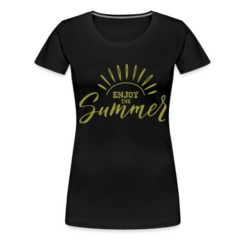 Summer 4 - Camiseta premium mujer