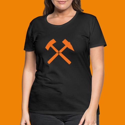 Schlägel & Eisen / Shop - Vrouwen Premium T-shirt