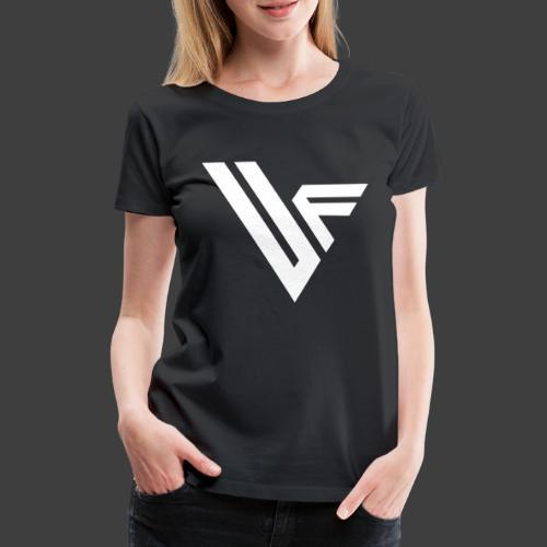 United Front Alternative Logo collection - Naisten premium t-paita