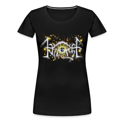 Fake Metal Band - Maglietta Premium da donna