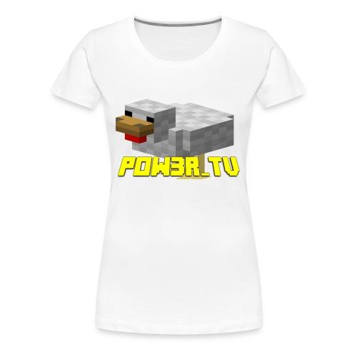 POW3R-IMMAGINE - Maglietta Premium da donna