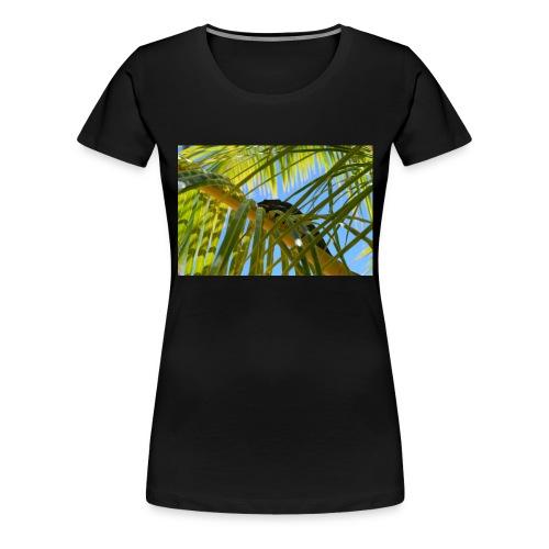 Camaleonte - Maglietta Premium da donna