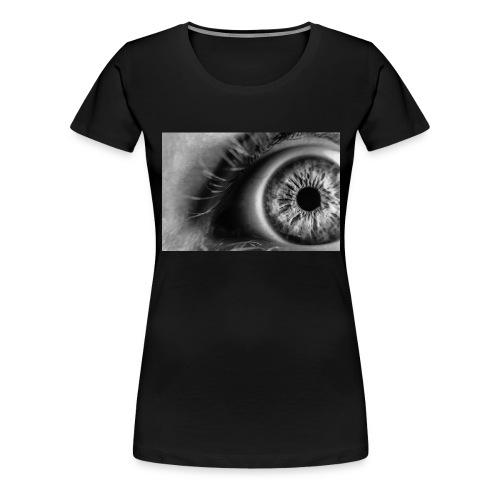FP-76 Occhio - Maglietta Premium da donna