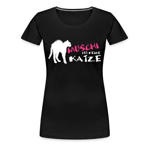 Katze - Frauen Premium T-Shirt