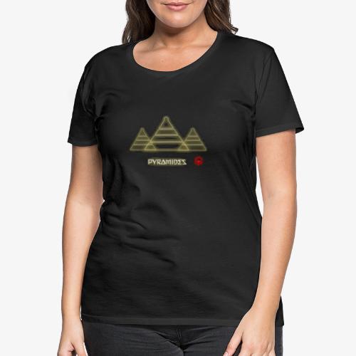 Pyramides - Women's Premium T-Shirt