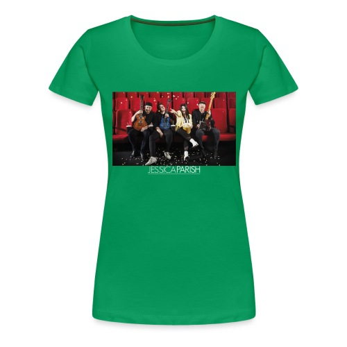 Jessica Parish Band - Frauen Premium T-Shirt