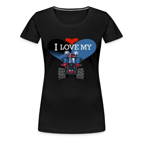 0841 0340 I love my IH - Vrouwen Premium T-shirt