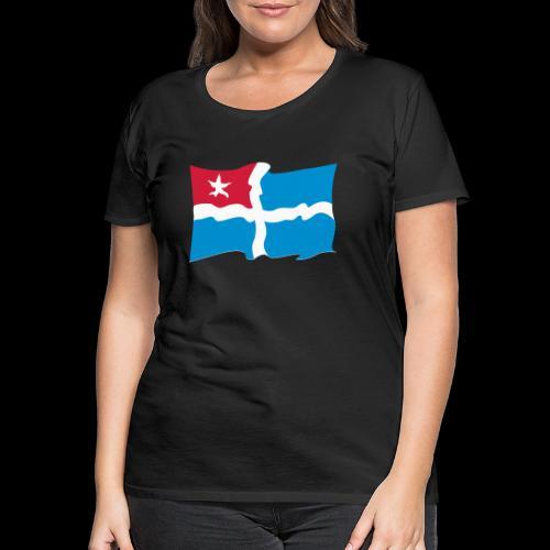 kreta - Frauen Premium T-Shirt