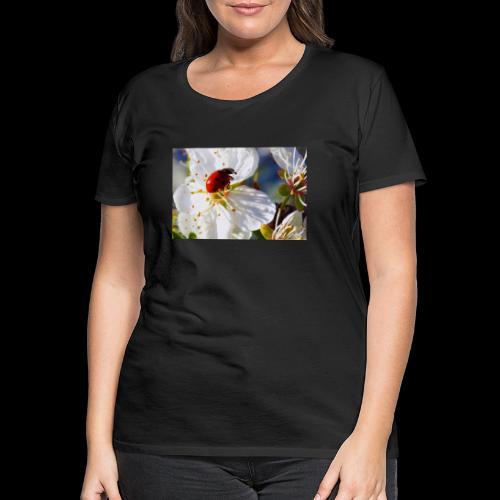 Ladybug - T-shirt Premium Femme