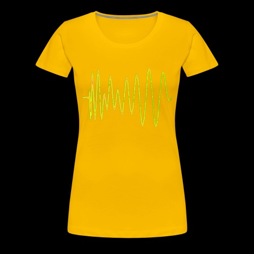 Boom 909 Drum Wave - Women's Premium T-Shirt