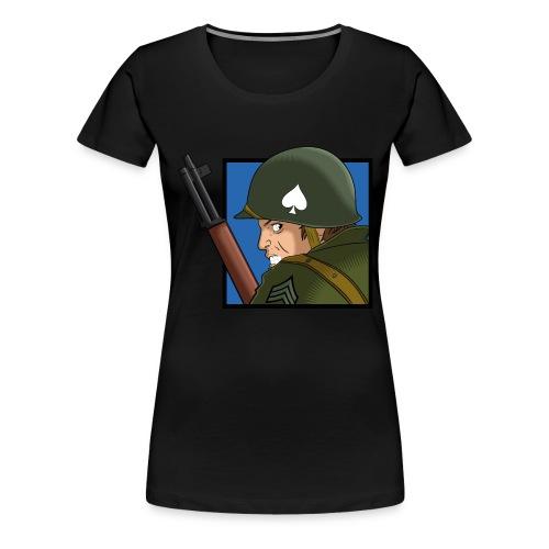 M1 - Camiseta premium mujer