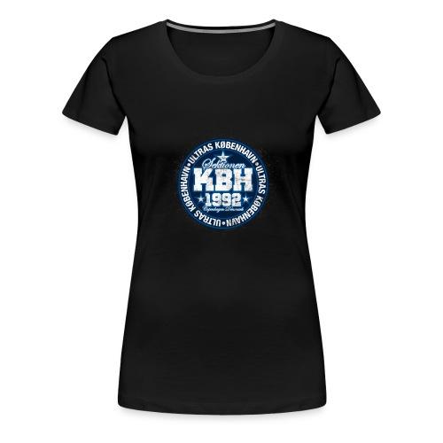 kbh cirkel - Dame premium T-shirt