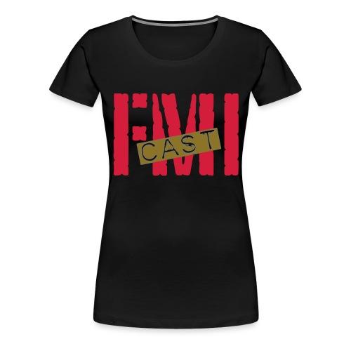 Logo S2 BIG - T-shirt Premium Femme