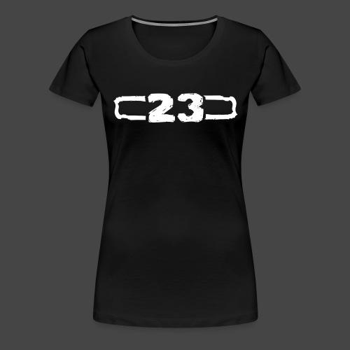 Tekno people 23 - T-shirt Premium Femme