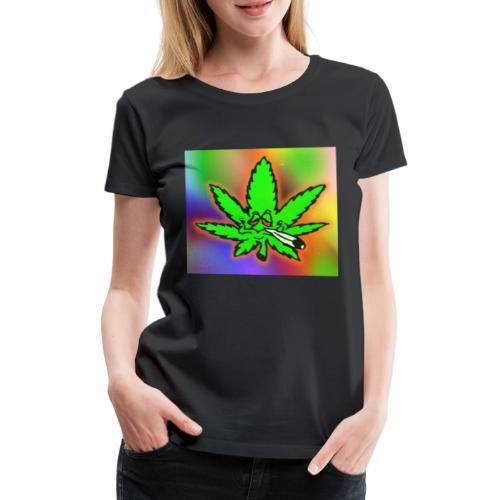 best weed - Naisten premium t-paita