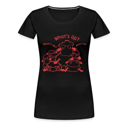 yendasheeps - Vrouwen Premium T-shirt