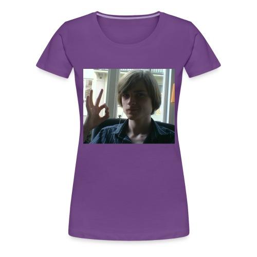 The official RetroPirate1 tshirt - Women's Premium T-Shirt