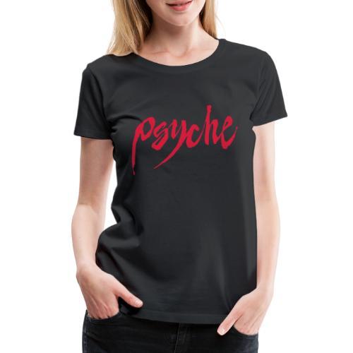 Psyche - Logo - Women's Premium T-Shirt