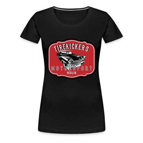 TIREKICKERS Motorsport - Frauen Premium T-Shirt