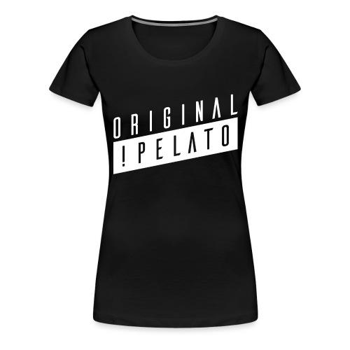 Original_Pelato - Maglietta Premium da donna
