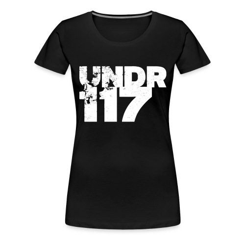 117 big w png - Frauen Premium T-Shirt