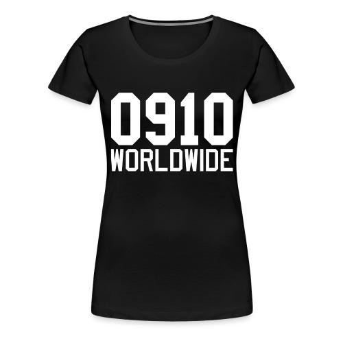 0910 WORLDWIDE CREW CAP - Premium-T-shirt dam
