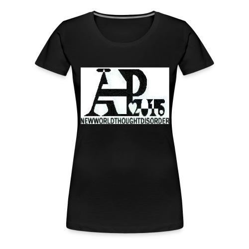 A P Logo jpg - Women's Premium T-Shirt