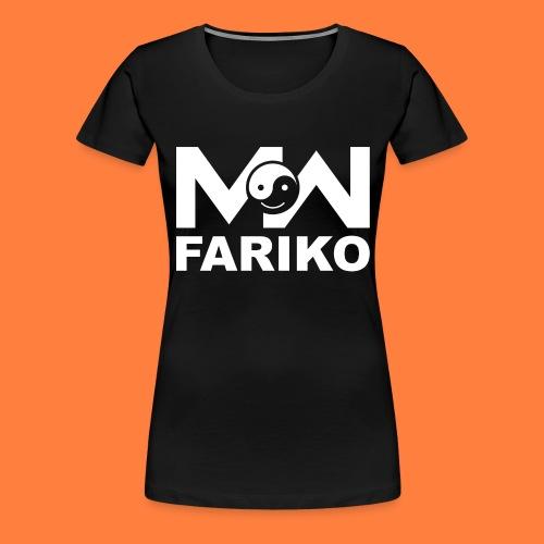 Fariko MW White - Vrouwen Premium T-shirt