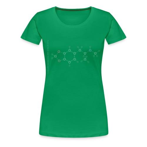Molecule Molly - Light - Vrouwen Premium T-shirt