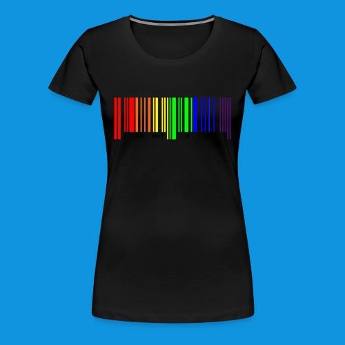 Not a Label - Women's Premium T-Shirt