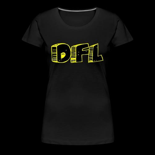 DFunctionaL Logo - Women's Premium T-Shirt