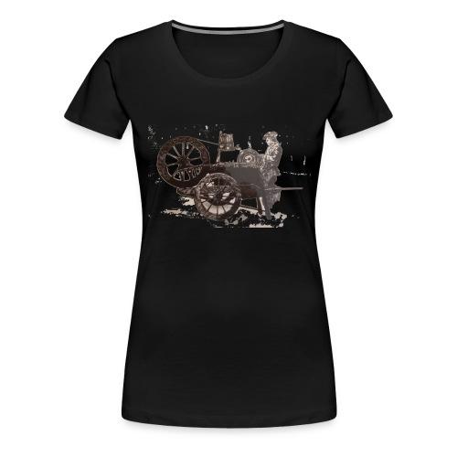 Arrotino - Maglietta Premium da donna
