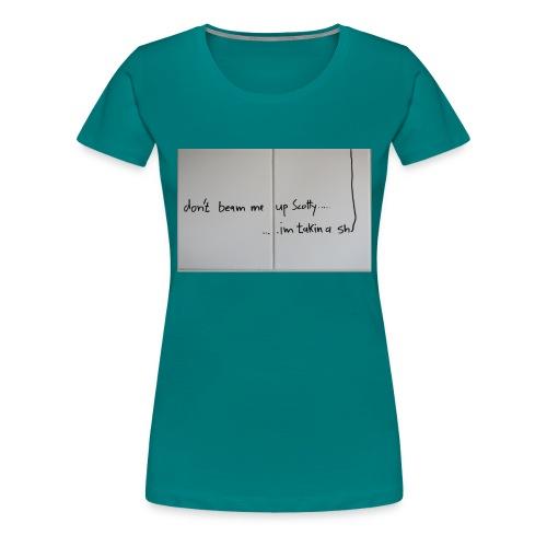 SCOTTY - Frauen Premium T-Shirt