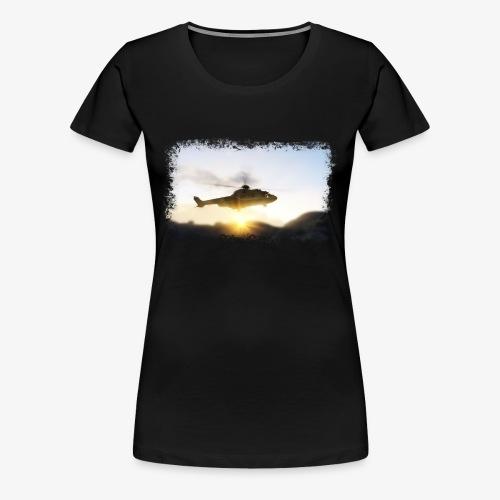 Rescue 5 - Frauen Premium T-Shirt