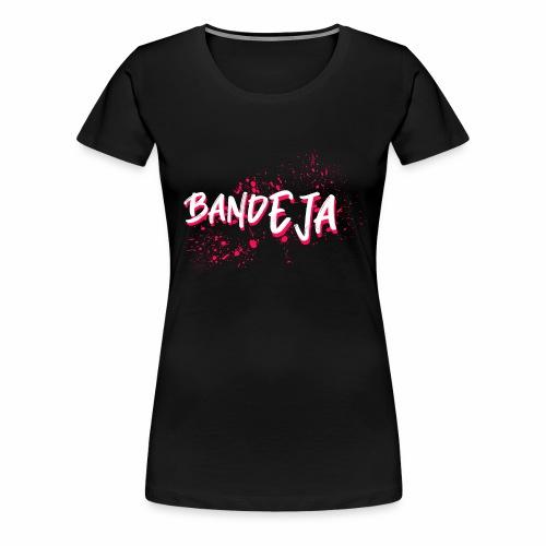 Bandeja - Maglietta Premium da donna