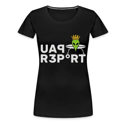 UAP Report Alien UFO - Women's Premium T-Shirt