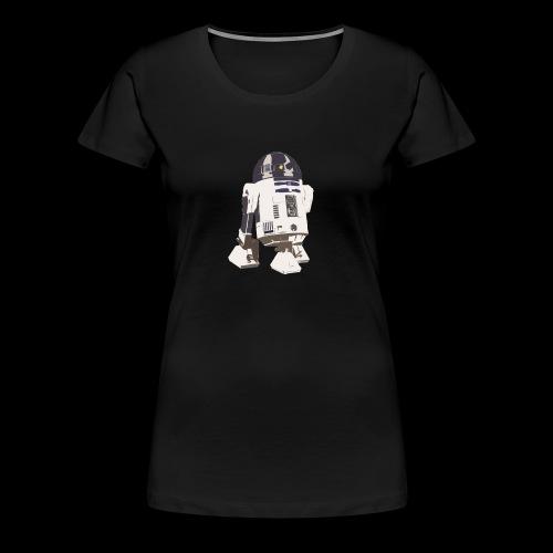 R2D2 - Women's Premium T-Shirt