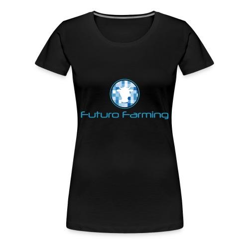 Futuro Farming - Frauen Premium T-Shirt