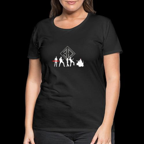 3D 2020 - T-shirt Premium Femme